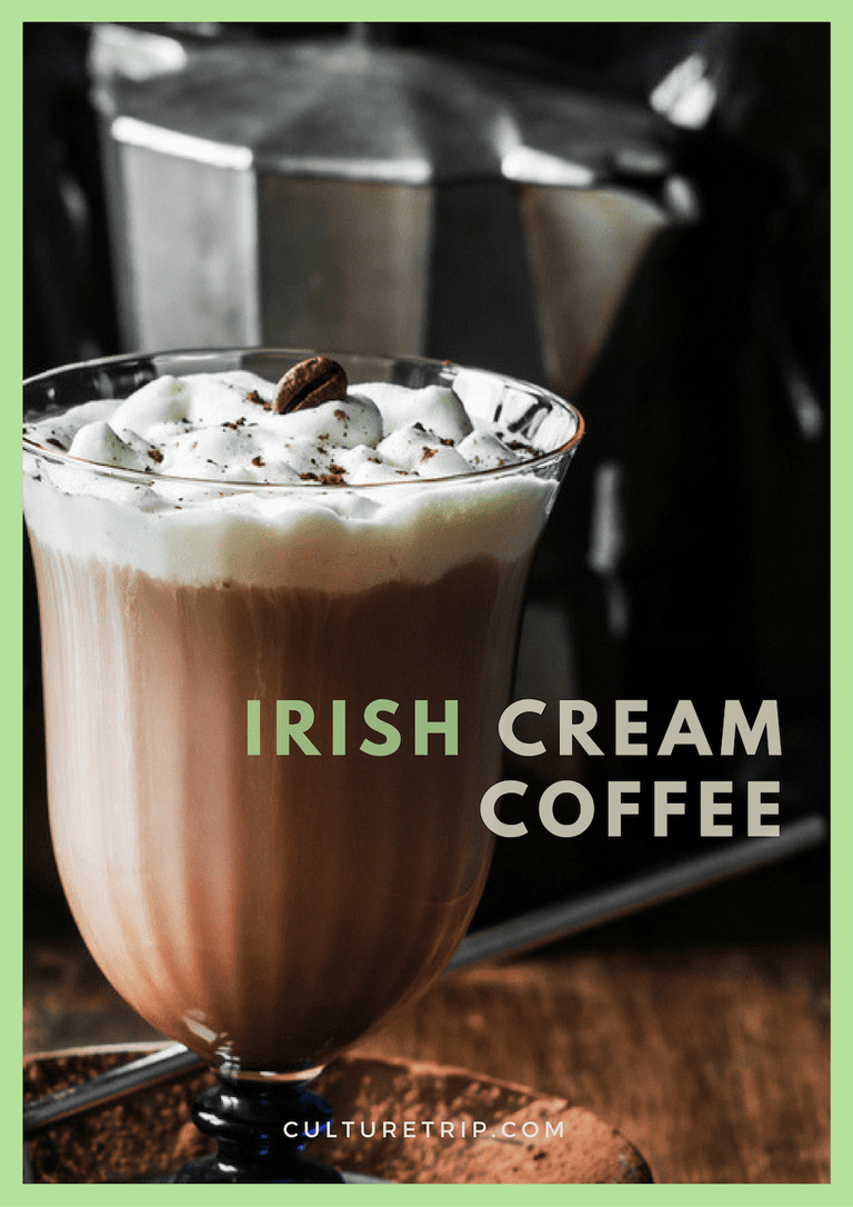 Irish Cream Coffee, 13 Boozy Drinks That Will Spice Up Your Christmas | Shutterstock: Olga Larionova © Culture Trip – Maxence Effantin