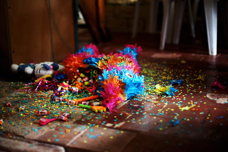 Piñata | © Malkav_/Flickr
