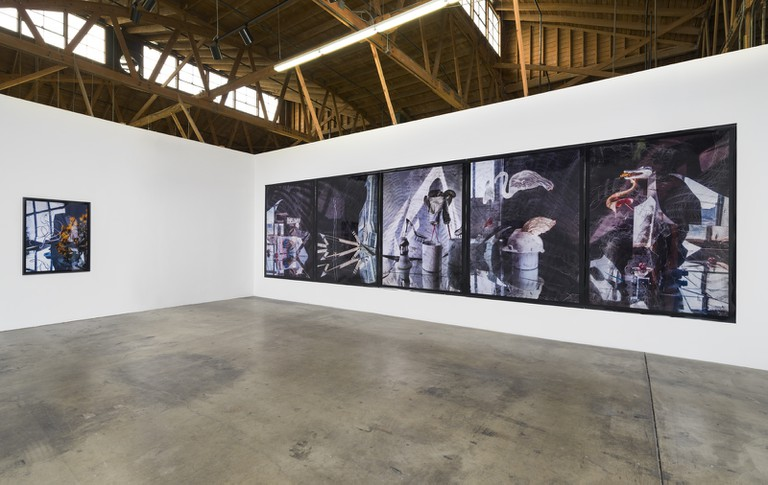 Willa Nasatir, installation view, Ghebaly Gallery, September 16 - October 29, 2016. Courtesy the artist and Ghebaly Gallery, Los Angeles. Photo: Jeff McLane