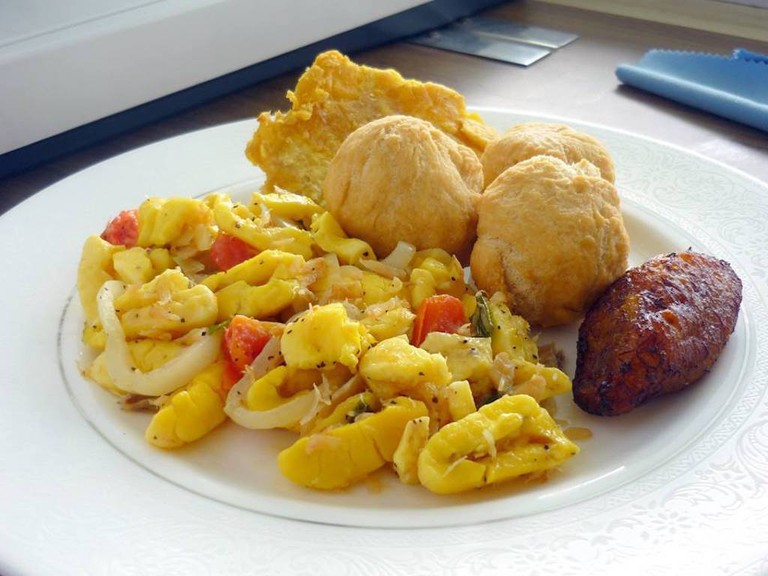 Ackee and saltfish | © Tastee.jpg