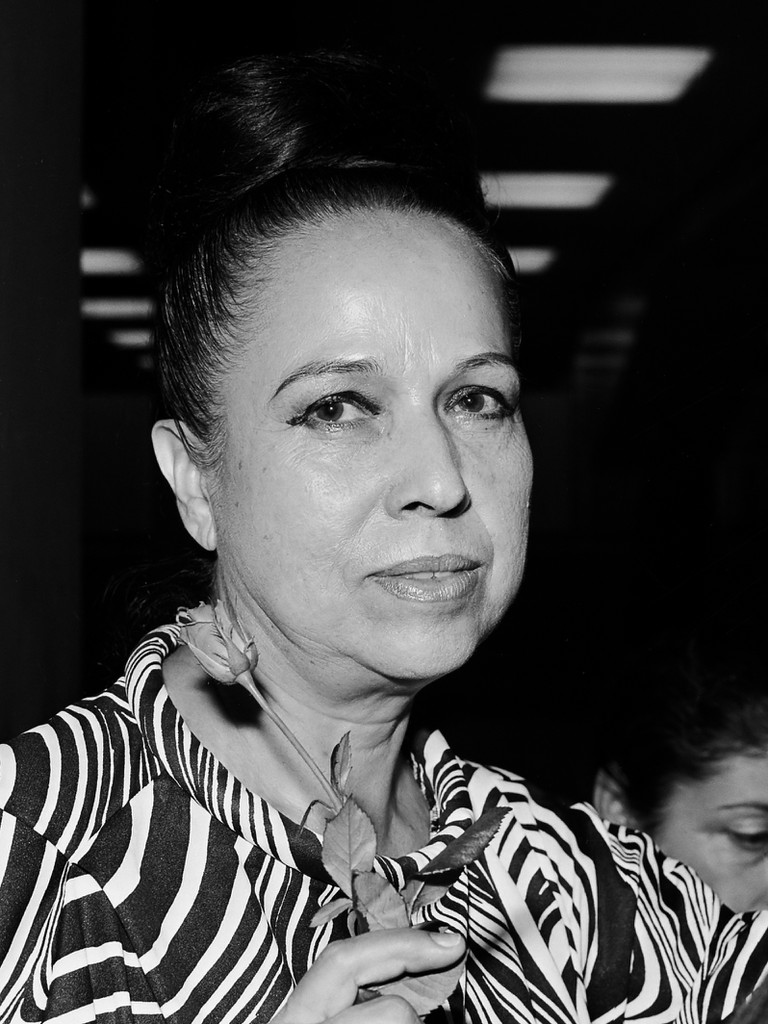 Amalia Hernández | © Rob Mieremet/WikiCommons