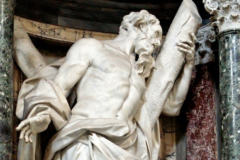 Saint Andrew Staute In Laterano | © WikiCommons