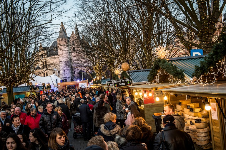 Christmas in Antwerp | Sigrid Spinnox/courtesy of VisitAntwerp