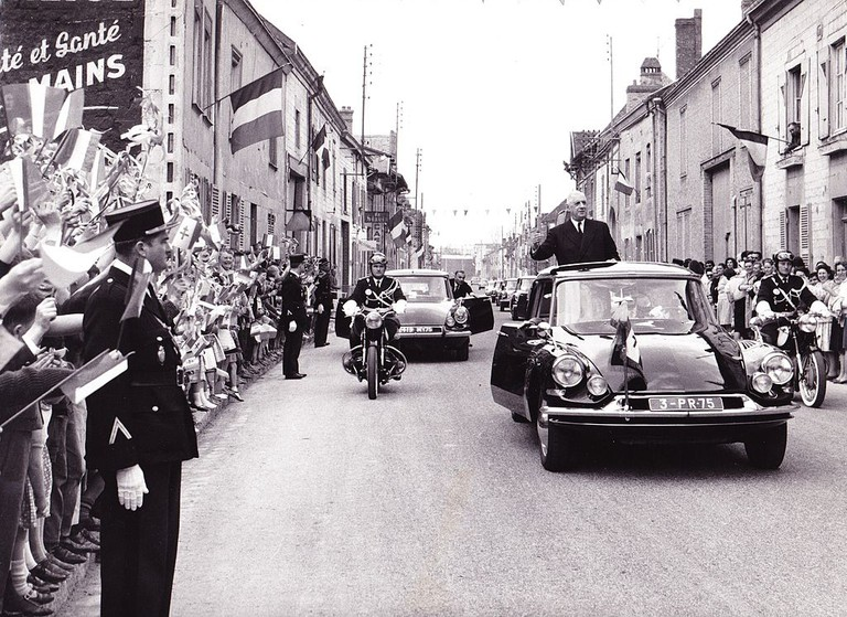 Charles de Gaulle in 1963 │© Gnotype