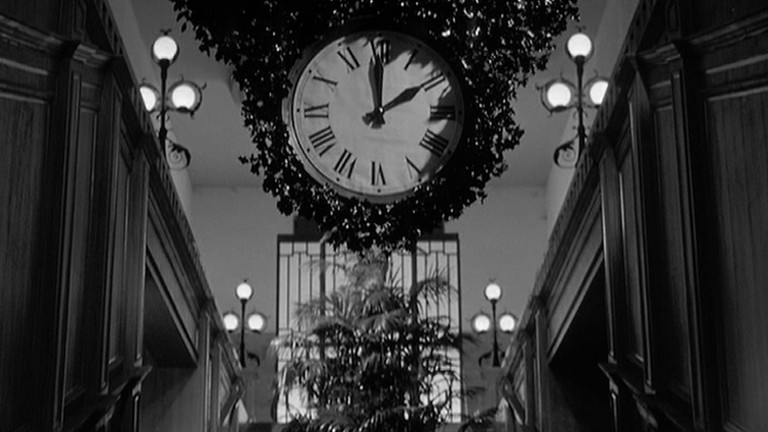 Christian Marclay, still from 'The Clock', 2010