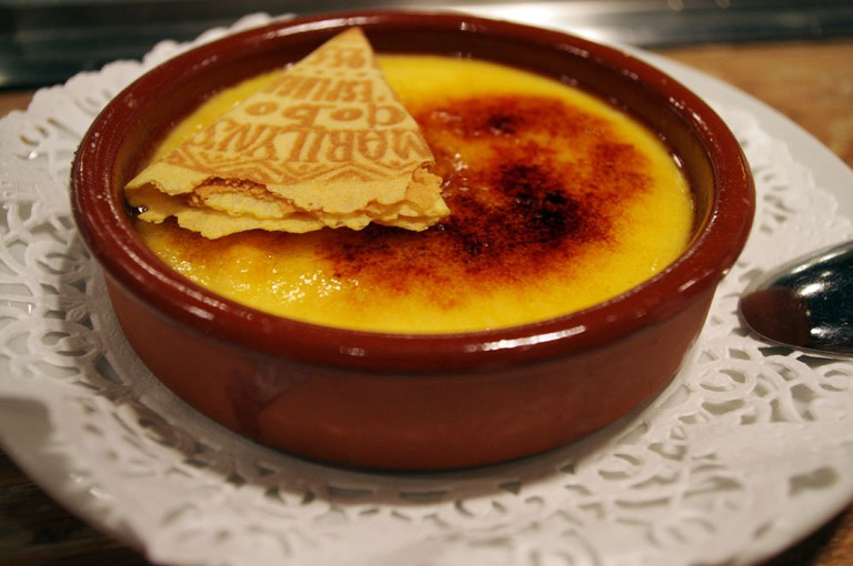 Crema Catalana | ©SusanFitzgerld https://www.flickr.com/photos/spin_spin/4710943326