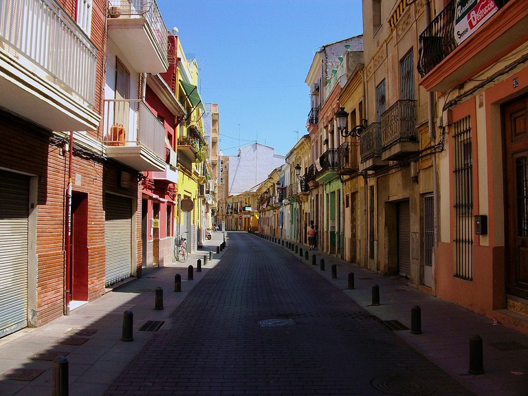 El Cabanyal, Valencia | ©Joanbanjo / Wikimedia Commons