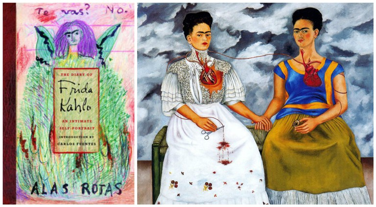 © Abrams / Frida Kahlo's artwork | © cea+/Flickr