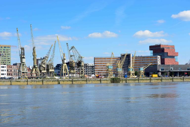 Het Eilandje | © Jan Crab/courtesy of Visit Antwerp