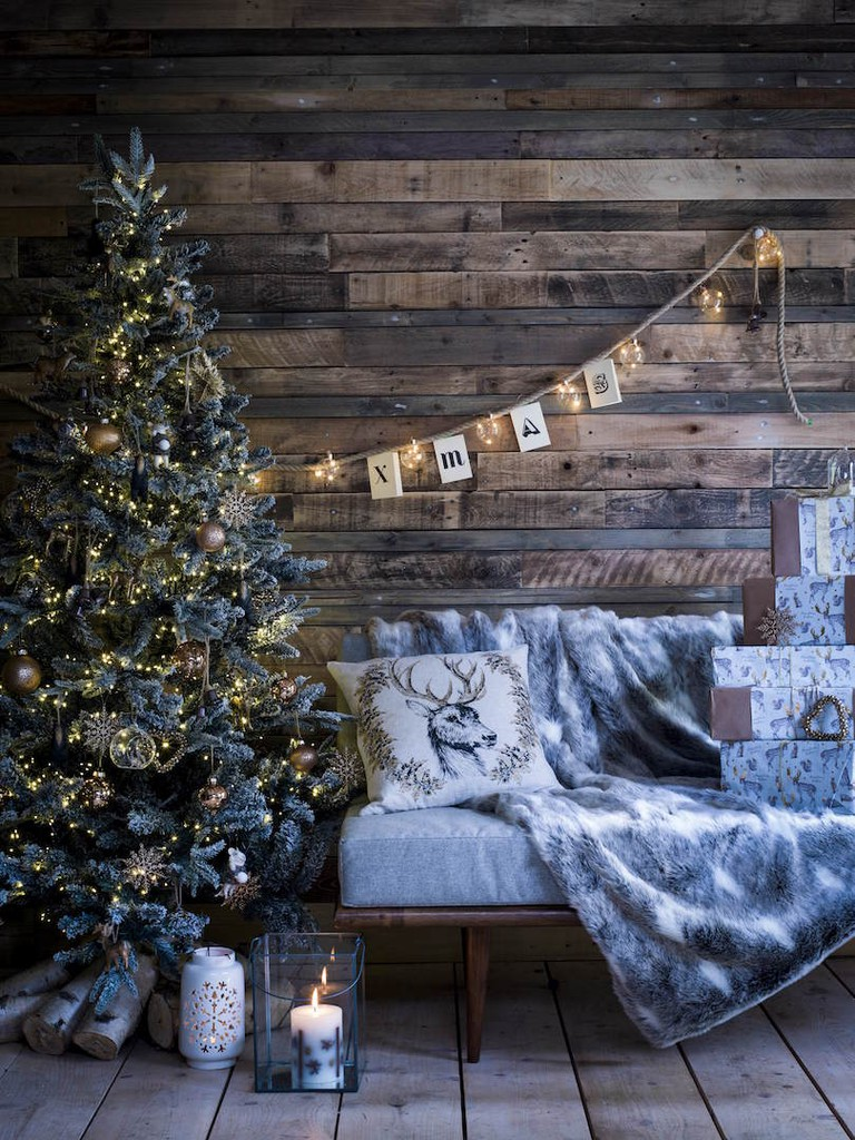 House of Fraser's scheme is packed with warm, rustic charm