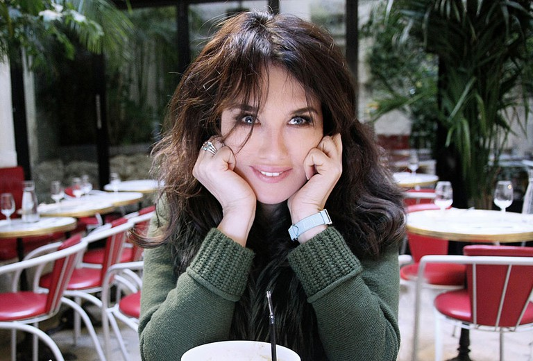 Isabelle Adjani at the hôtel Amour, October 21st 2012 │© Lepicier
