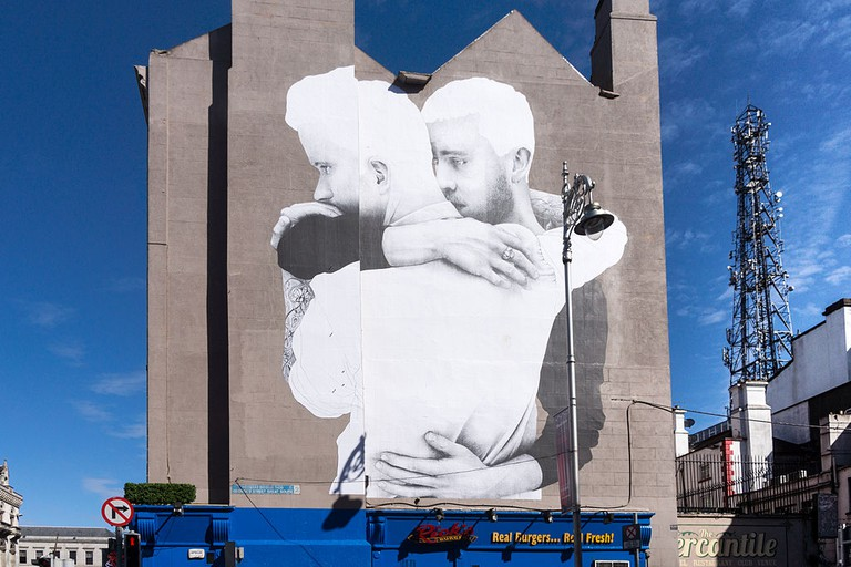 Yes Equality mural by Joe Caslin, Dublin | © William Murphy/Flickr