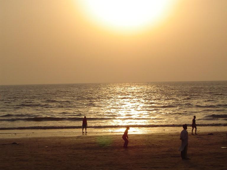 Juhu Beach|Swaminathan/Flickr