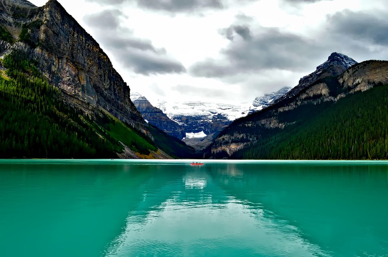 Lake Louise | Public Domain/Pixabay
