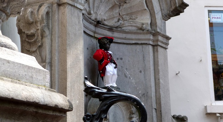 Manneken Pis | © Emerson Pardo/Flickr
