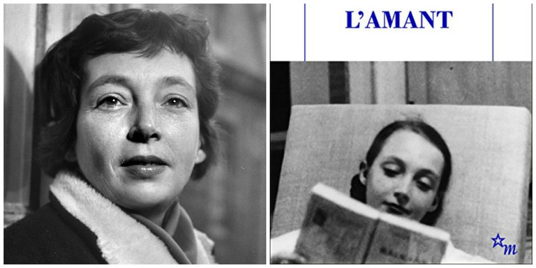 Marguerite Duras │© paris ; Marguerite Duras' L'Amant │© Minuit