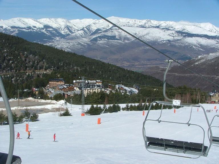 La Molina Ski Resort, Spain | ©AntonioDeLorenzo