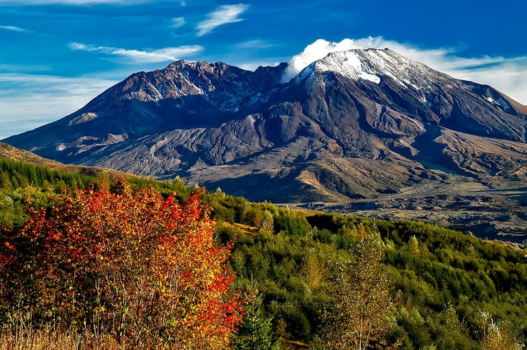 Mount St Helens | Public Domain/Pixabay