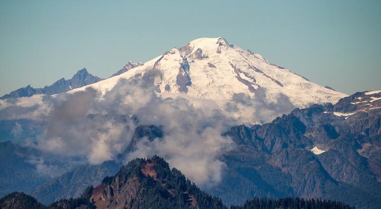 Mt. Baker | Public Domain/Pixabay