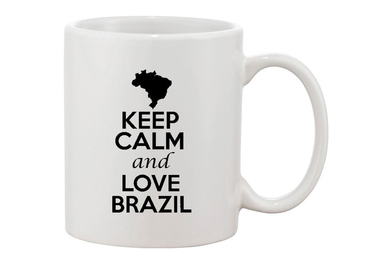 Brazilian mug |©Best Threads