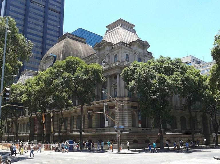 Museu de Belas Artes |© Dornicke/WikiCommons