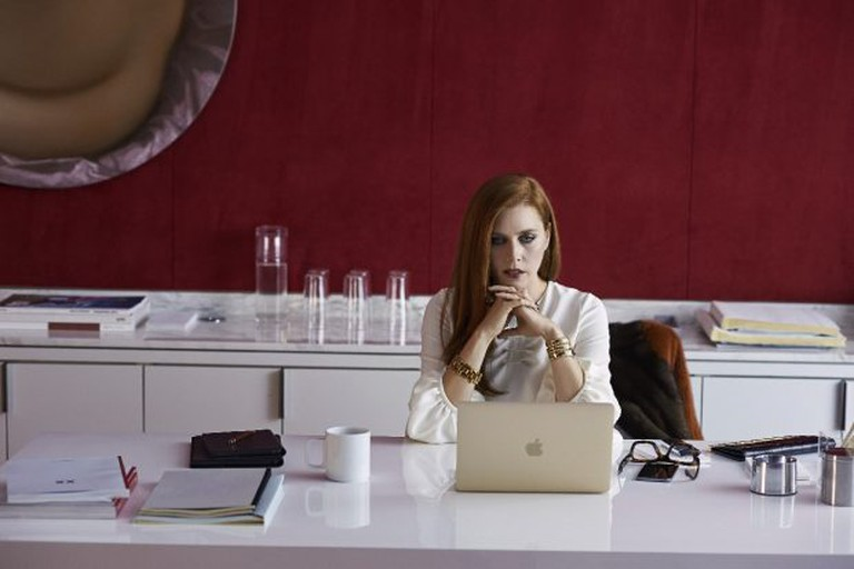 Susan (Amy Adams) in her ivory tower