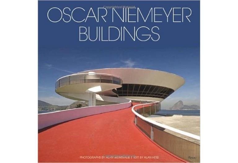 Oscar Niemeyer Buildings |© Amazon