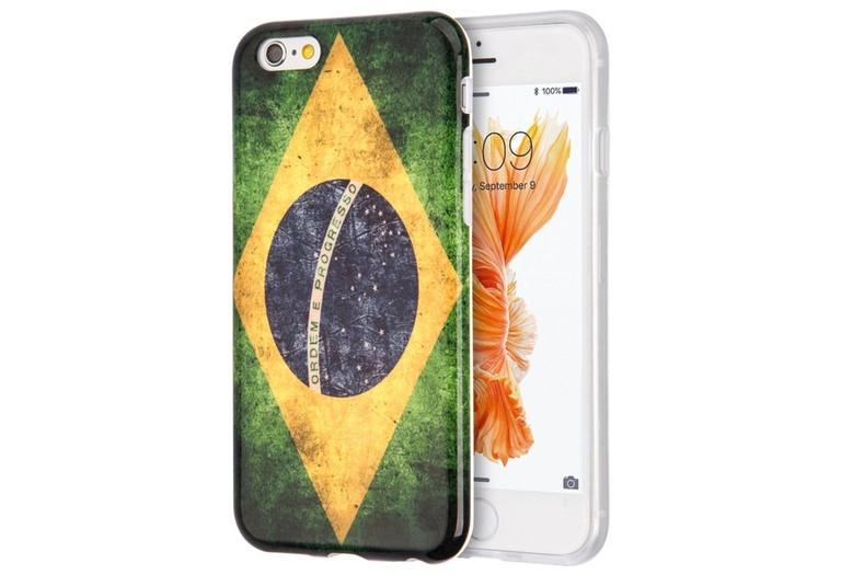 Brazilian phone case |© DreamWireless