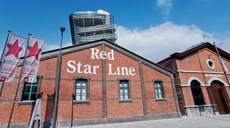 Red Star Line Museum | © Dave Van Laere/courtesy of Visit Antwerp