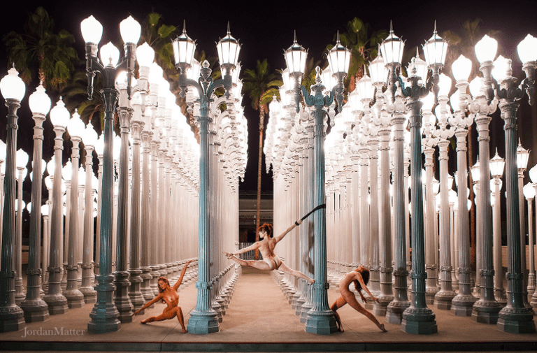Dancers After Dark | © Jordan Matter