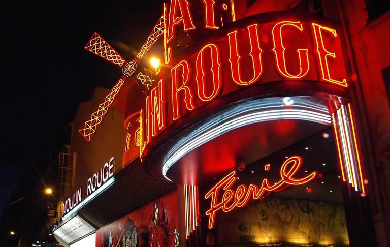 Moulin Rouge, Paris | © Veniamin Kraskov/Shutterstock