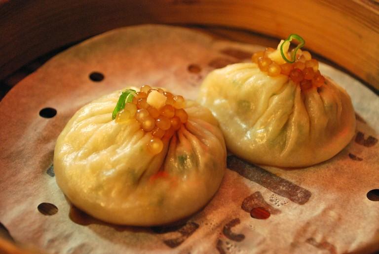 A Wong Soup Dumpling