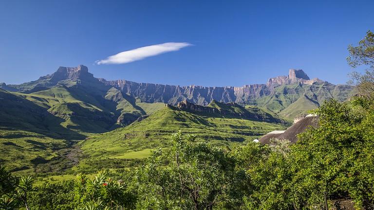 The Amphitheatre, Drakensberg Mountain Range, KwaZulu-Natal