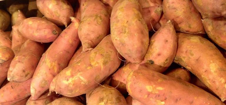 Sweet potatoes │© Mike Mozart