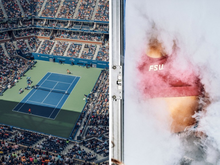 Us Open | © Cait Oppermann | Photographs of professional Women's Soccer in the United States | © Cait Oppermann