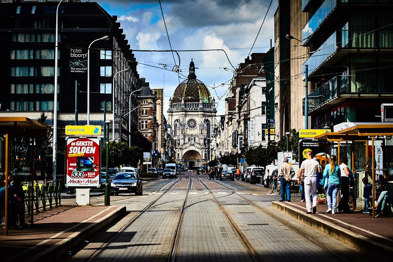 Brussels through the lens of a Viewfinders member | © Alun Foster/courtesy of Viewfinders