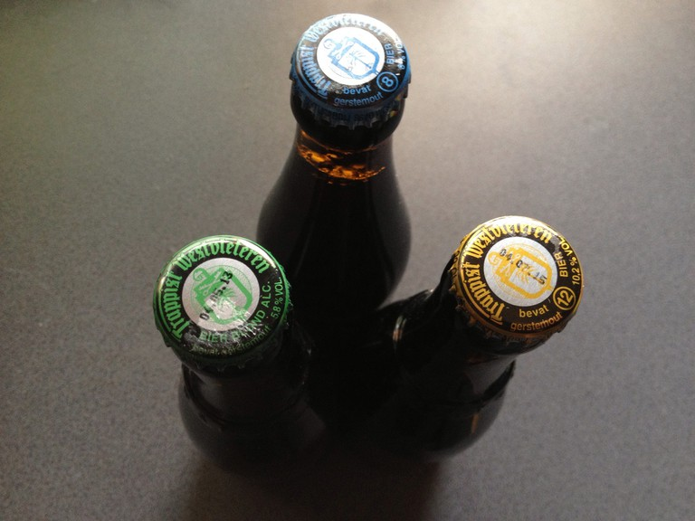Westvleteren Blond, 8 and 12 | © Guy Sie/Flickr
