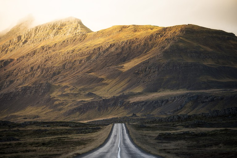 Iceland road | © William Patino