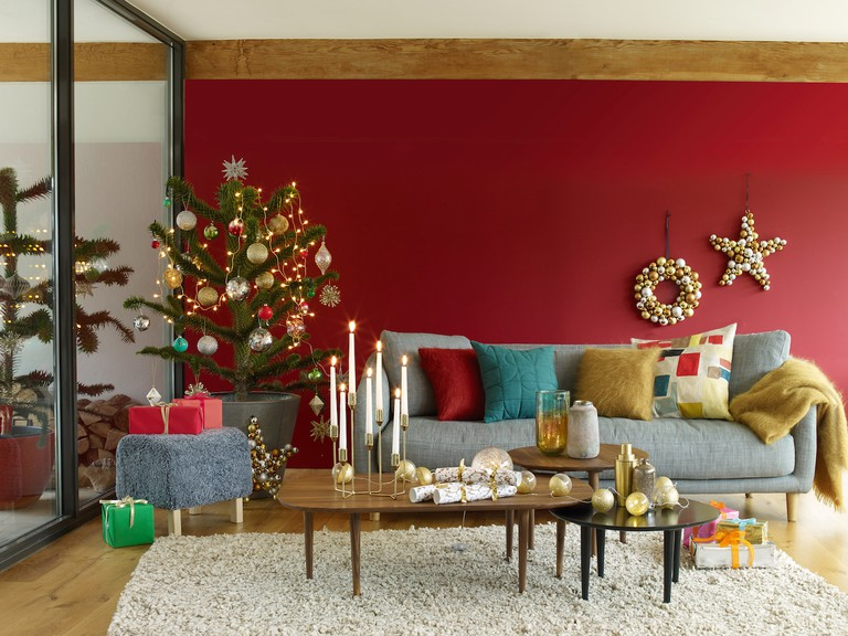 Habitat has adopted a playful theme with its 2016 Christmas trend