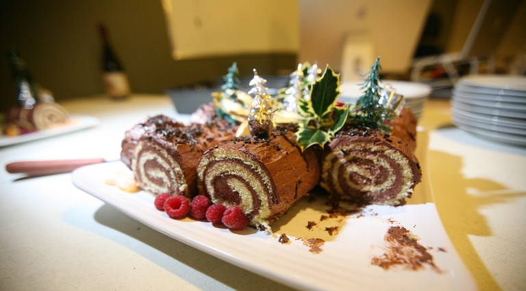 Yule Log | © Simon Law/Flickr