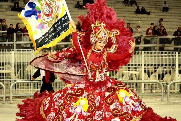 Samba school dress rehearsal |© Henrique Boney/WikiCommons