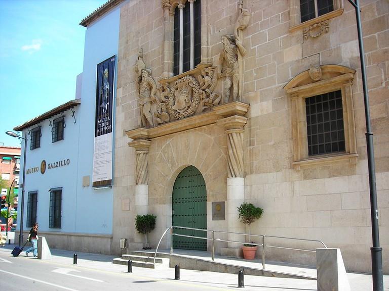 Museo Salzillo, Murcia | ©I, Sebasgs / Wikimedia Commons