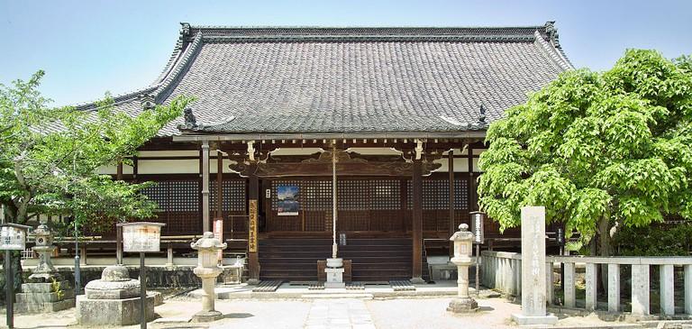 Saidai-ji | © Fg2/WikiCommons