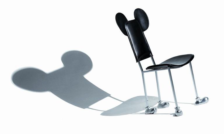 Garris chair by Javier Mariscal  ©Akaba / Wikimedia Commons