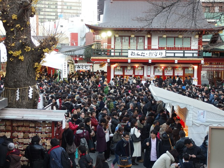 Hatsumode at Kanda Shrine | © Guilhem Vellut/Flickr