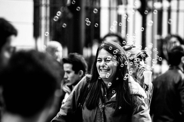 Happy Bubbles | © Abdulaziz Ceylan/Flickr