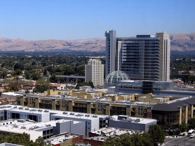 Downtown San Jose © Andre Engels/Wikipedia