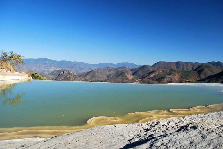 Hierve el Agua | © jadawin42/Flickr