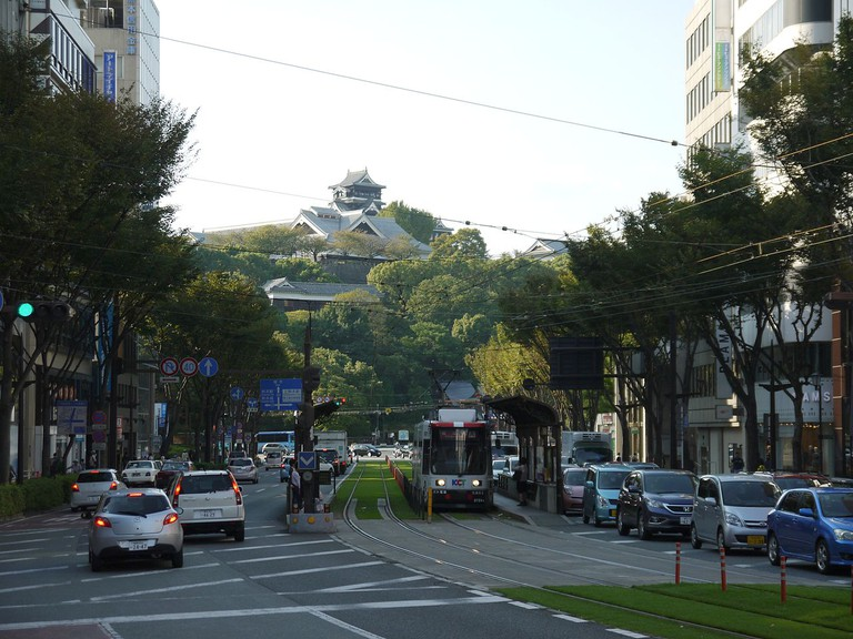 Kumamoto City | © STRONGlk7/WikiCommons