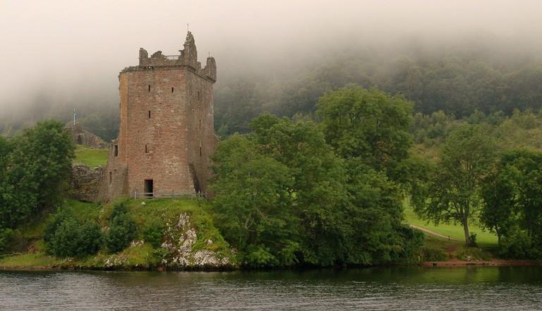 Urquhart Castle | © John Robinson/Flickr